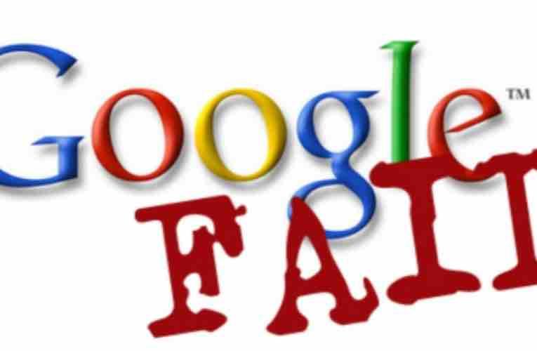 Google enforces it
